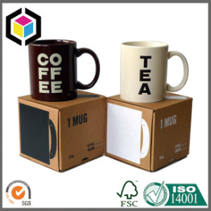 Glossy Color Print Cardboard Paper Mug Packaging Box pictures & photos