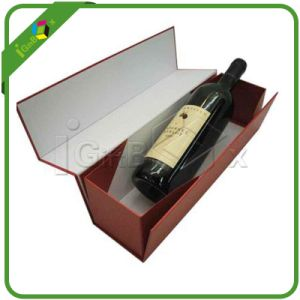 Luxury Folding Paper Cardboard Wine Box pictures & photos