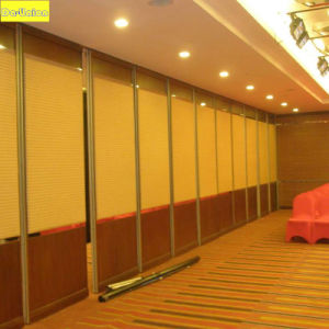 Demountable Wooden Partition Walls for Hotel