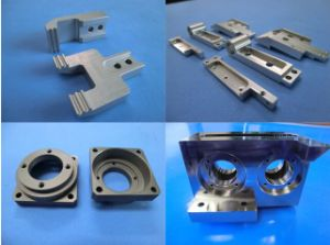 CNC Machining Parts with High Precision OEM and ODM