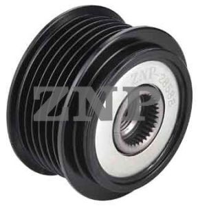 Overrunning Alternator Pulley (ZNP-28592)