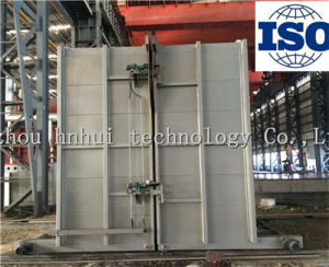 All Fiber 800 Kw Bell Type Single Cover Furnace