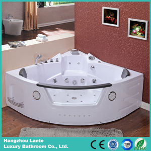 Twin Corner Whirlpool Tub with TV (TLP-632) pictures & photos