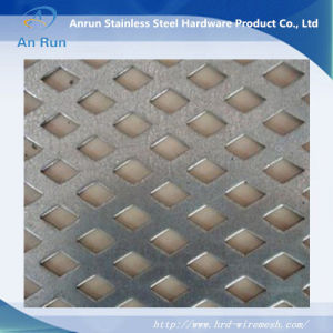 Galvanized Perforated Sheet Mesh with Hole pictures & photos
