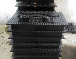 En124 C250 Medium Duty Square Type Gratings
