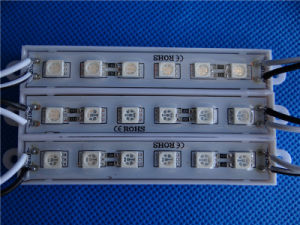 5050 6LED 2 Years Warranty Waterproof SMD Module pictures & photos