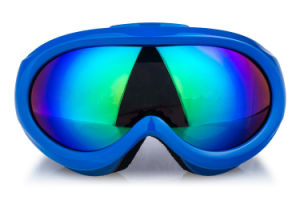 Youth Anti-Fog Anti Shock Sporting Goggles for Skiing pictures & photos