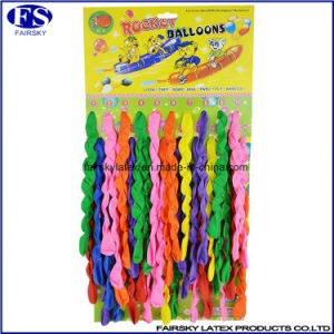 Wholesale Colorful Spiral Balloon for Sale pictures & photos