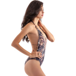 Sexy One-Piece Lady Swimming Suit /Beachwear/Swimwear/Bikini pictures & photos