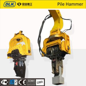 Excavator Mounted Vibro Hammer, New Vibro Hammer for Excavator in 20~30 Ton pictures & photos