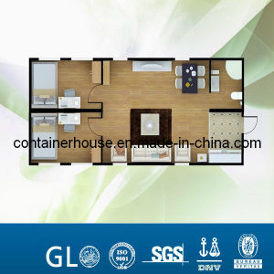 Prefab Light Steel Container House for Villa and Apartment pictures & photos