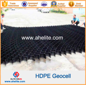 50-250mm Hot Sale Plastic HDPE Geocell for Retaining Wall pictures & photos