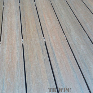 Supply Cheap and Qualified WPC Co-Extruded Decking pictures & photos