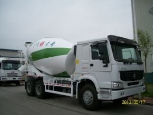 Sinotruk HOWO 12m3 Mixer Truck for Sale (ZZ1317N3261W) pictures & photos