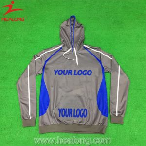 Healong Cotton Free Customization Hoodies for Men pictures & photos