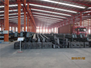 EPS Cement Panell Highest Strength Steel Structure Warehouse pictures & photos