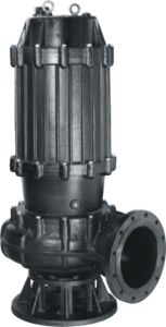 Single Phase/ 3phase Qw/Wq/Wqd Electric Submersible Drainage Sewage Pump pictures & photos