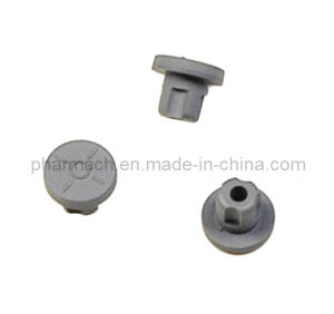 Pharmaceutical Butyl Rubber Stopper for Frozen Dry 13mm-D4 pictures & photos