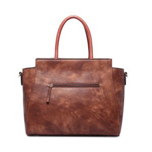 PU Lady Designer Fashion Handbag Women Tote Hand Bag pictures & photos