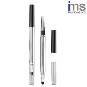 Duo Plastic Automatic Pencil and Eye Shadow Packaging pictures & photos