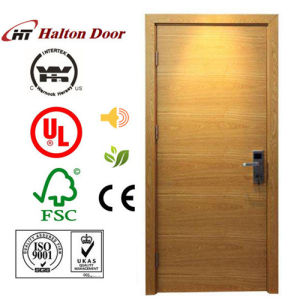 High Quality Interior Engineer Flush Wooden Door for Living Room/Flush Door with PU Painting