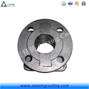 Precision Steel Casting Valve Fittings / Flange with OEM Service pictures & photos