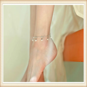 New Design Glass Beads Fashion Jewellery Anklet pictures & photos