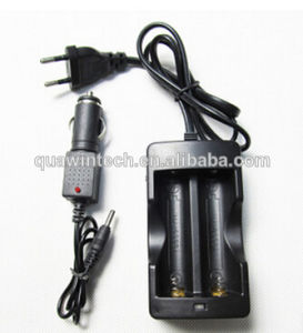 Double Charger for Li-ion Battery 18650 Charger pictures & photos