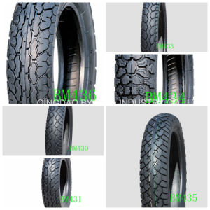 Stable Quality Motorcycle Tires with Competitive Price (BM patterns) pictures & photos