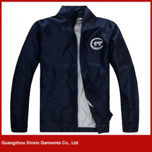 Custom Sports Windproof Jacket as Your Design (J204) pictures & photos