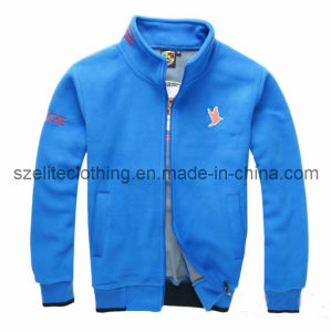Custom Design Embroidery Winter Thick Jackets (ELTSJJ-102) pictures & photos