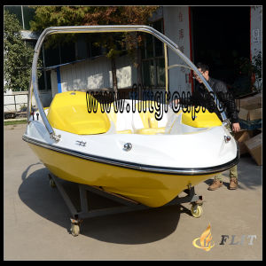 4.6m Fiberglass High Speed Jet Boat pictures & photos