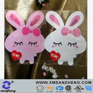 Transparent Plastic Label, Cartoon Decoration Stickers pictures & photos