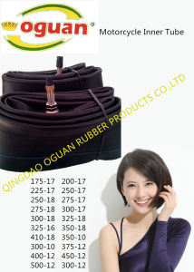 375-12 Best Selling Motorcycle Inner Tube pictures & photos