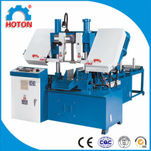 CNC Horizontal Double Column Bandsaw (GHS4228 GHS4235) pictures & photos
