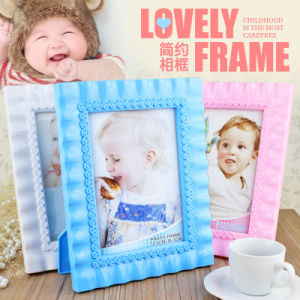 Factory Direct Sales 7 Inches Contracted Style Photo Frame pictures & photos