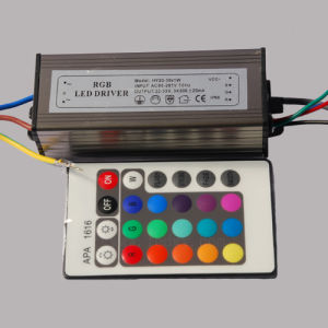 20W LED RGB Power Supply (TY-PSP RGB 20) pictures & photos