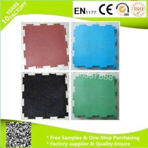 Hot Sale Sound Insulation Cheap Gym Rubber Mats pictures & photos