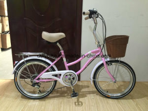 20inch Shimano 6speed City Bicycle. Beach Bike pictures & photos
