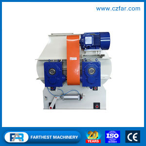 Double Shaft Paddle Mixing Machine for Shrimp Feed pictures & photos