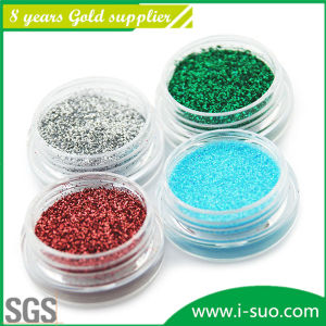 Solvent Resistant and Sparkle Glitter Powder for Plastic Products pictures & photos