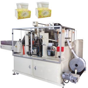 Cafe Napkin Paper Tissue Packing Machine pictures & photos