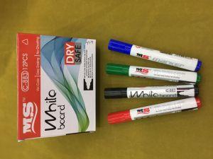 C-811 Whiteboard Marker Pen 12PCS/Box, Dry Eraser Marker Pen pictures & photos