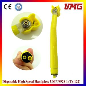 China Plastic Handle Disposable Handpiece pictures & photos