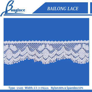 2.5cm Trimming Lace for Sexy Women Underwear (S1435)