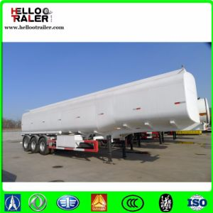 New 30-60m3 Oil Tank Semi-Trailer for Sale pictures & photos