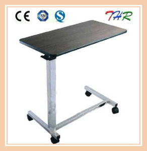Adjustable Overbed Table with High Quality pictures & photos