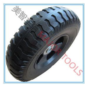 PU Foam Wheel, Flat Free Wheel, Polyurethane Wheel250-4 PU Foam Wheel pictures & photos