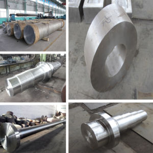 Heavy Forgings, Forged Shaft, Bars, Diisc, Rings, Sleeve, Cylinder, Pipes pictures & photos