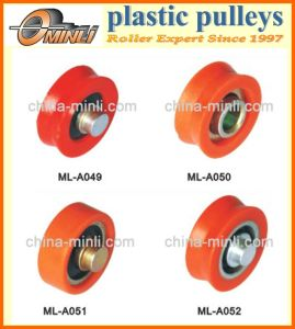 Plastic Nylon Pulley and Roller pictures & photos